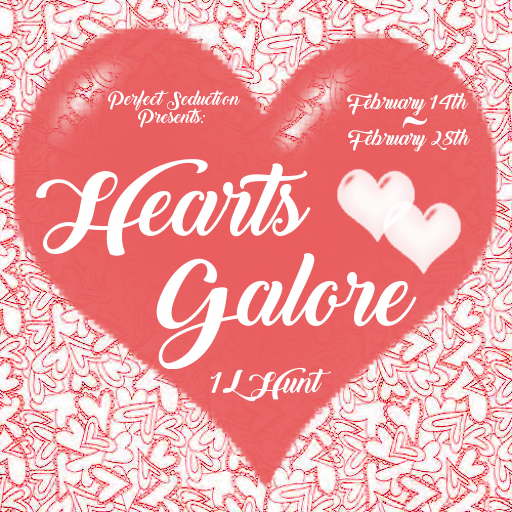 Hearts Galore Hunt