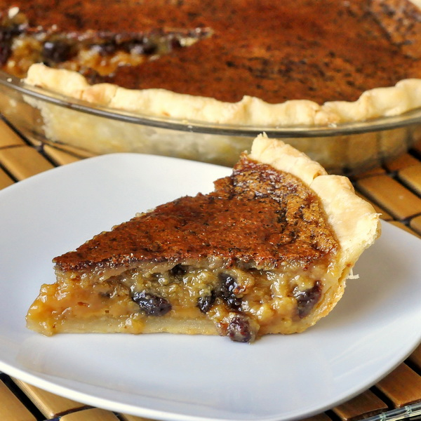 "Maple ""Butter Tart"" Pie"