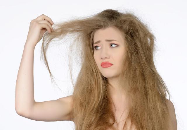 Cara Ampuh Mengatasi Rambut Kering Secara Alami