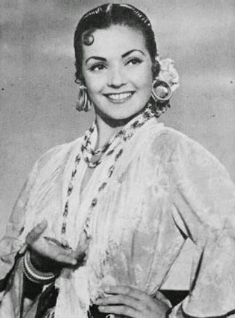 Carmen Sevilla joven