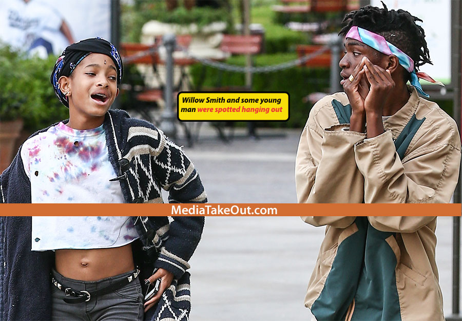 Willow Smith And Her Boyfriend 2013 Willow Smith And Her B...