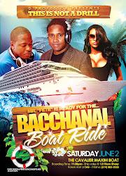 Bacchanal Boat Ride