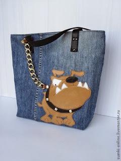джинсовые сумочки