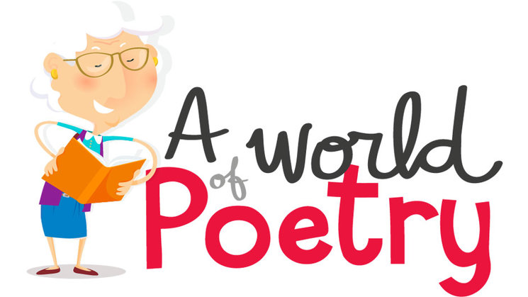 A WORLD OF POETRY (Joana Raspall)