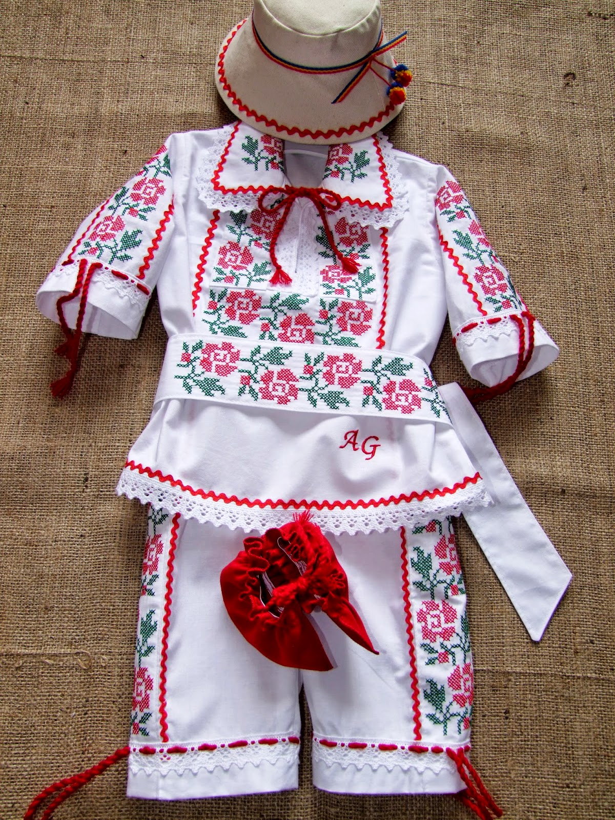 Hainute botez traditionale