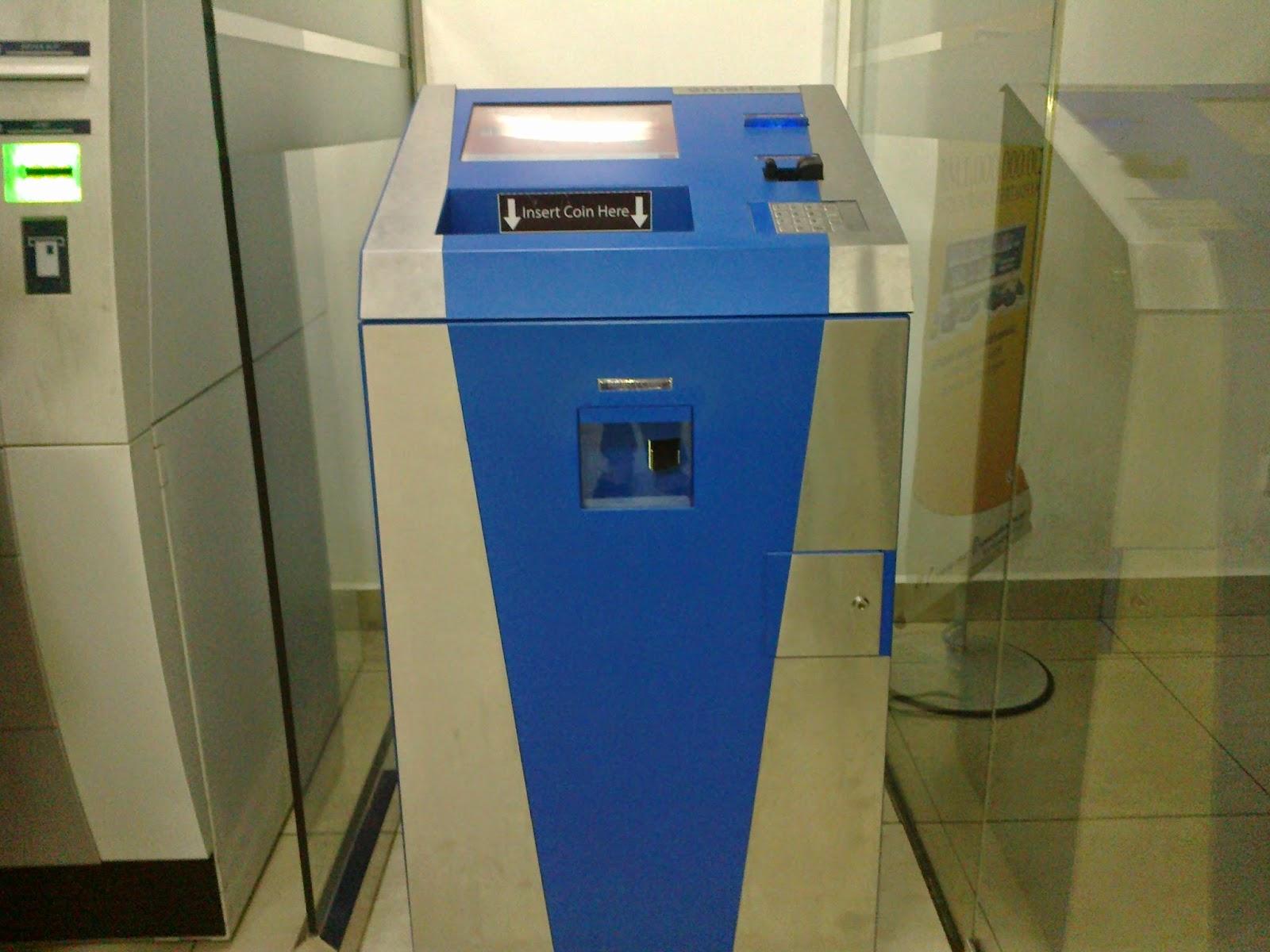 mesin duit syiling