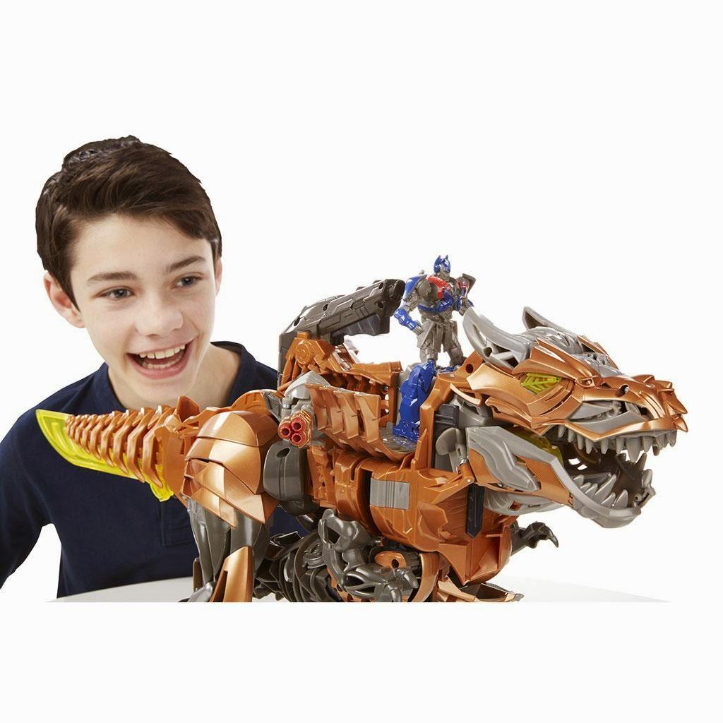 Transformers Stomp and Chomp Grimlock