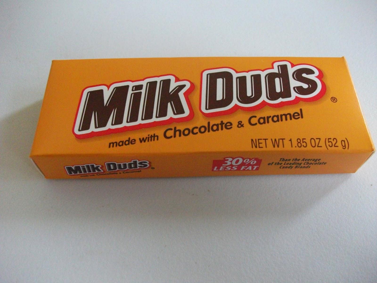 hersheys milk duds candy