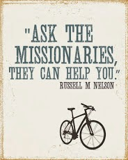 Get in contact with Missionaries