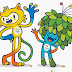 Mascotes dos Jogos Rio 2016 representam variedade da fauna e flora brasileiras