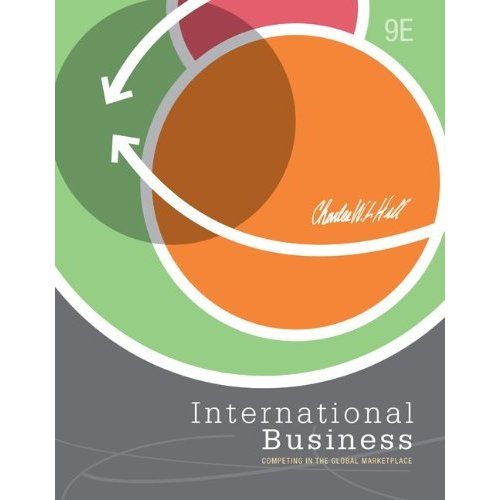 international business chapter 9 International capital marketthe international capital market has three main purposes first, it provides an expanded supply of capital for borrowers because it joins together borrowers and lenders in different nations.