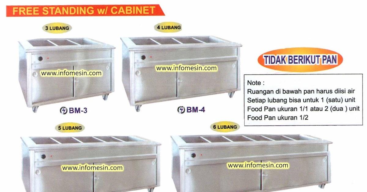 Bain Marie Counter Kitchen Equipment