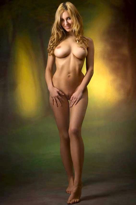 foto desnuda rubias: