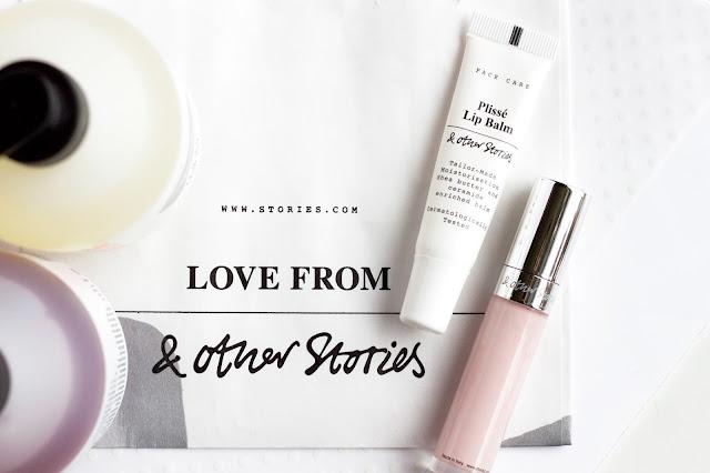 & Other Stories Beauty Body Wash Plissé Lip Balm Gloss