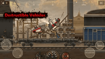 Earn To Die 2 v1.0.73 Mod Apk Data 1