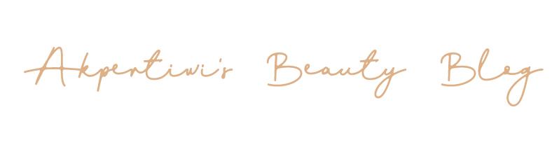 Akpertiwi's Beauty Blog