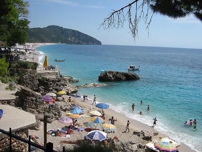 Albania turismo playas