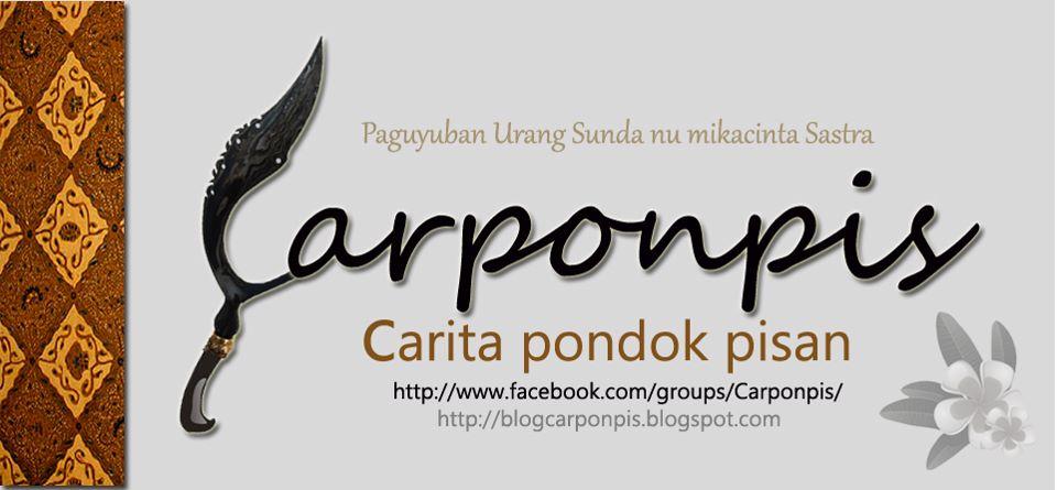 Carponpis: Carita Pondok Pisan