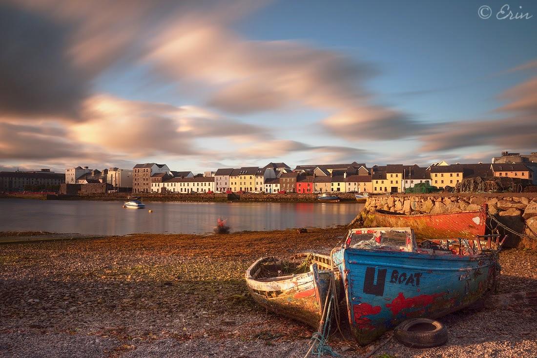 Visitare Galway Irlanda