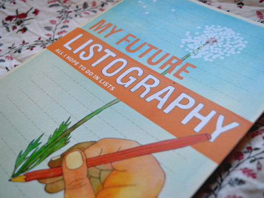 ♥ MY FUTURE LISTOGRAPHY ♥