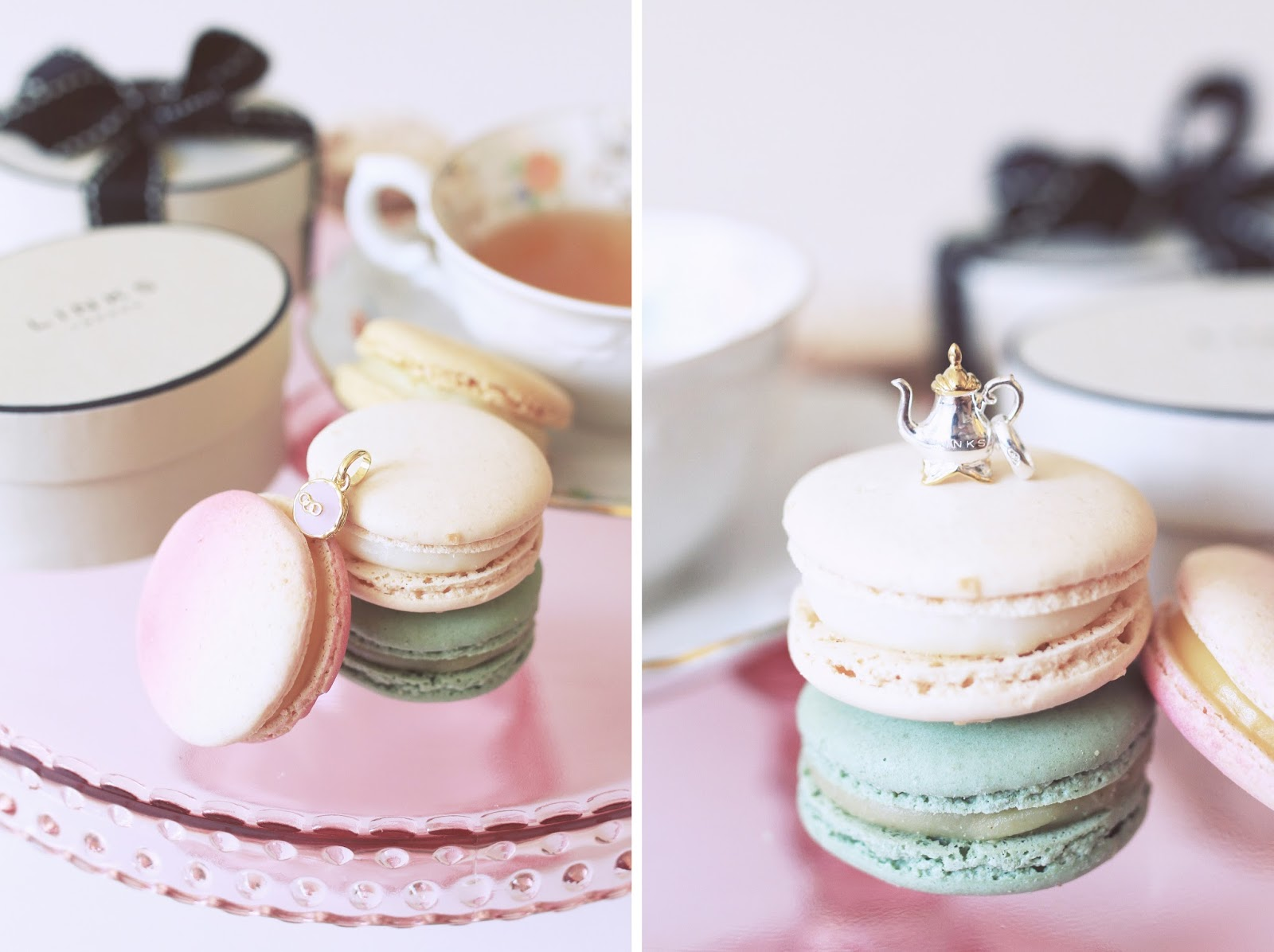 Tea Time with Links of London | Emilee Anne