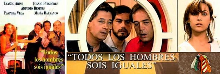 Manuel Gómez Pereira, Josema Yuste, Luis Fernando Alvés, Tito Valverde. Imanol Arias, Películas convertidas en series