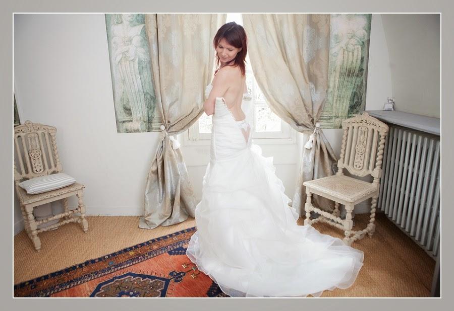 Photo boudoir de Mariage Cholet