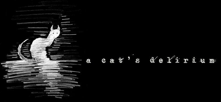 a cat's delirium