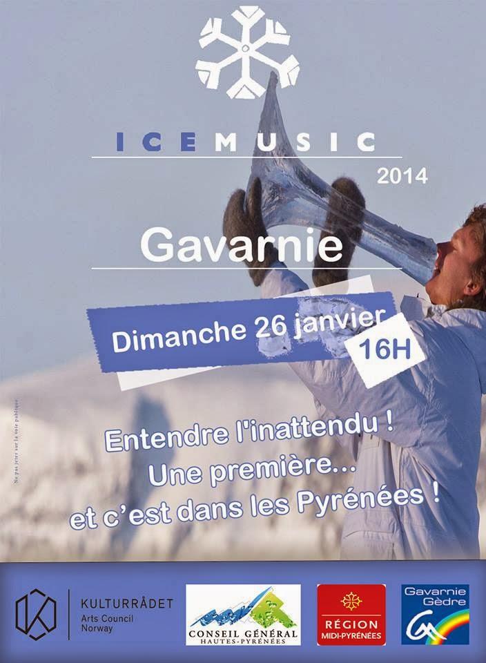 tournée pyrénéenne Concerts Ice Music