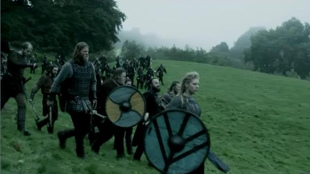 Vikingos 2x09 español latino