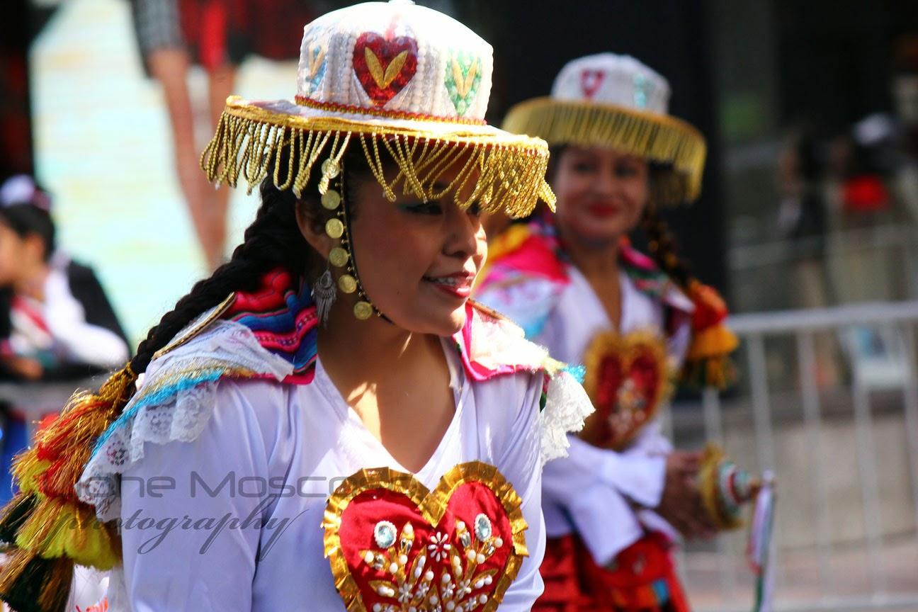 desfile de la hispanidad de manhattan New York