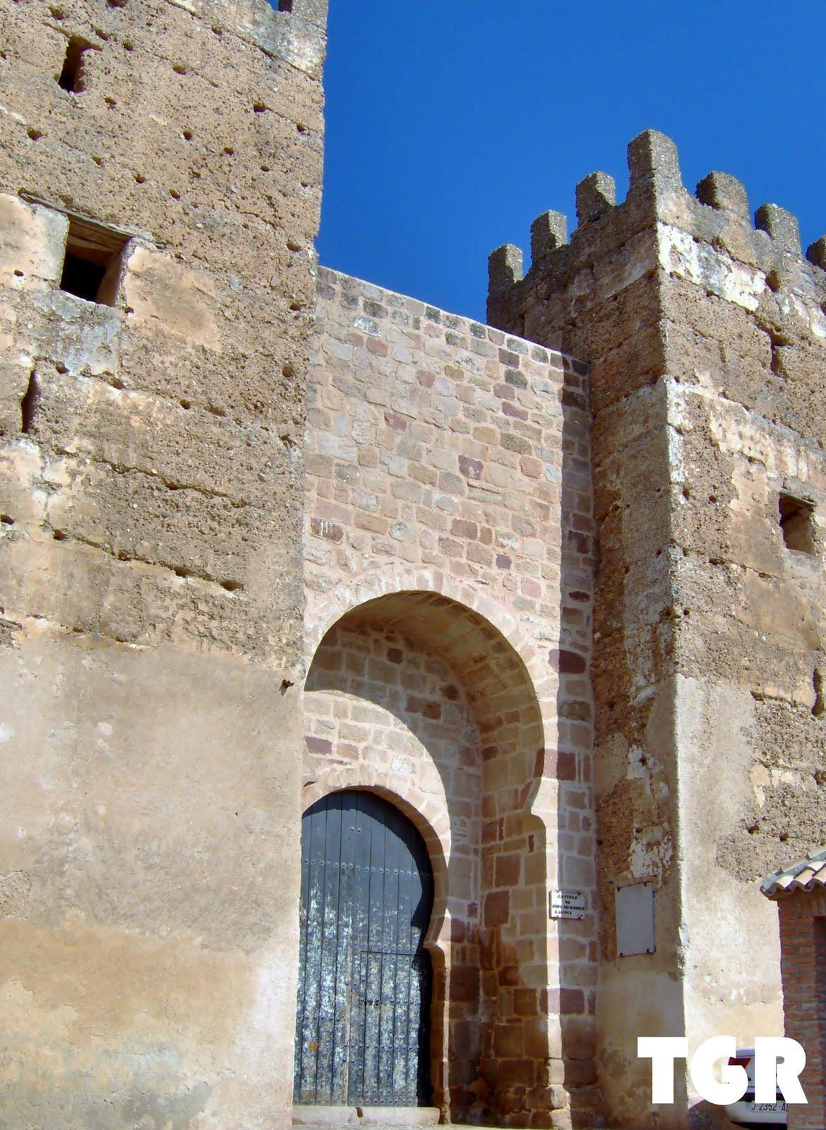 Rutas escapadas y otras cosas interesantes castillo - Banos de la encina ...