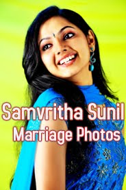 Samvritha Sunil Wedding Photos