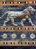 Imagen : Friso babilónico