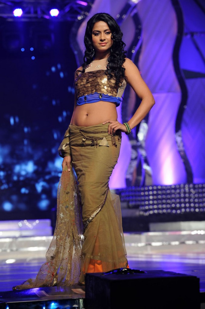Telugu Actresses Ramp Walk CineMaa Awards 2011