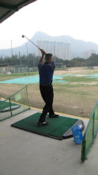 At the Driving Range