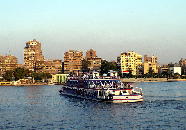 The River Nile, Egypt