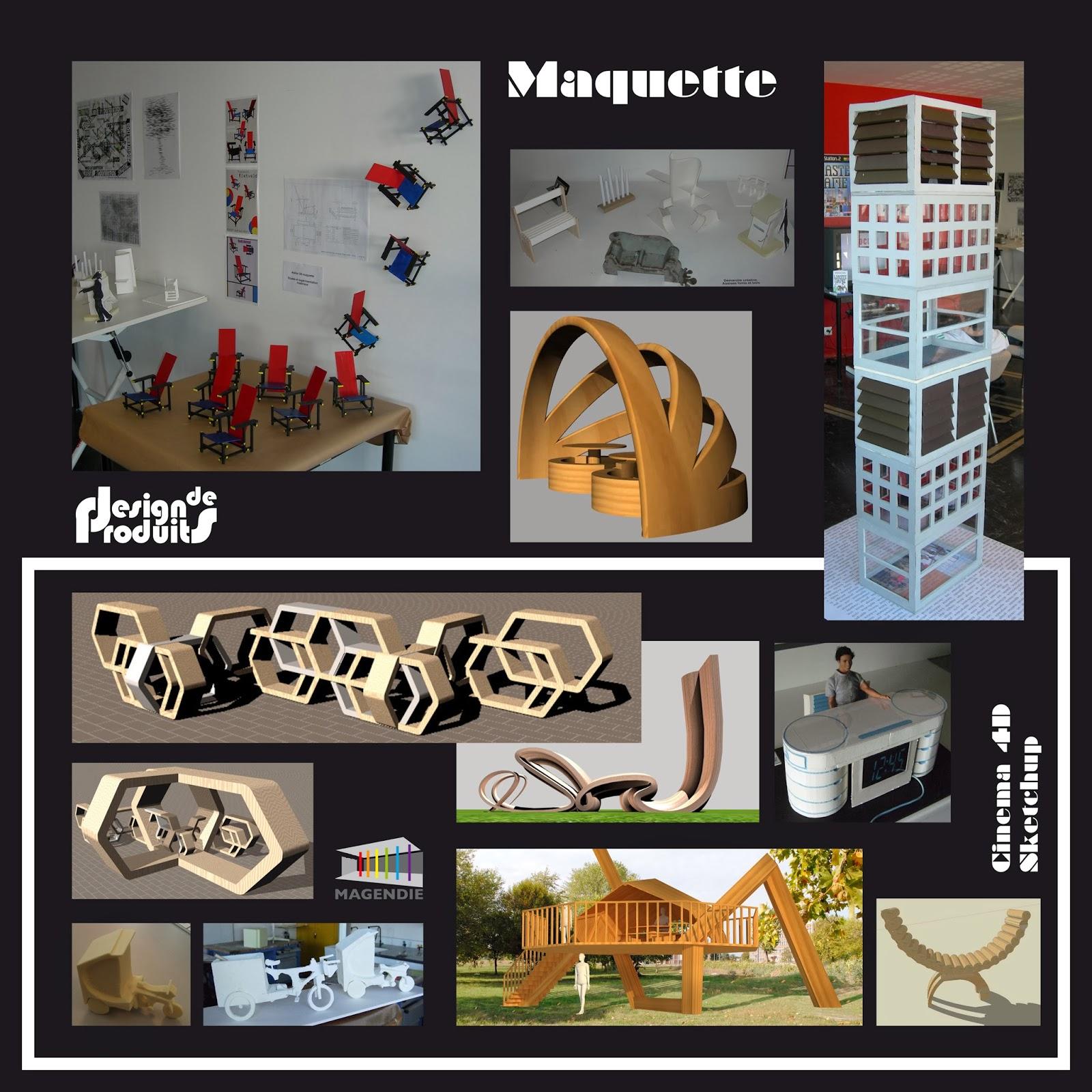 design de produits au lycee magendie bordeaux f vrier 2014. Black Bedroom Furniture Sets. Home Design Ideas