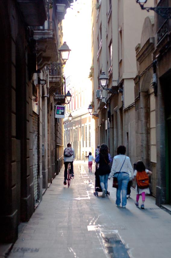 Mein Barcelona, Teil I