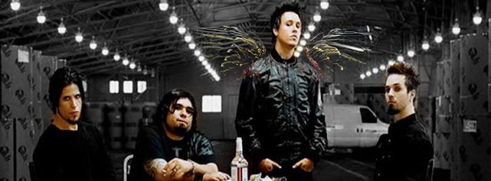 Papa Roach, cover, portadad e facebook, biografia timeline, rock