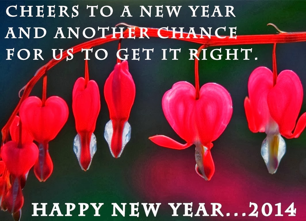 New Year Greeting Messages 2014 Happy New Year: Happy ...
