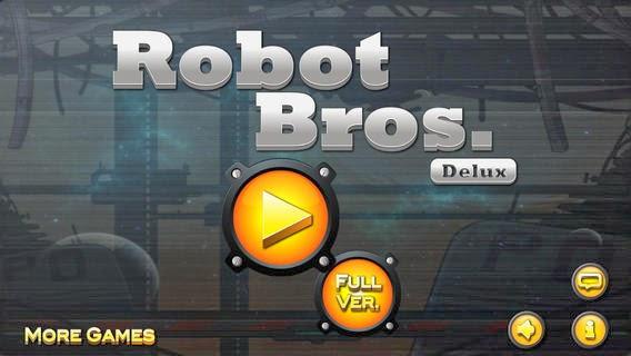 Robot Bros Deluxe full apk