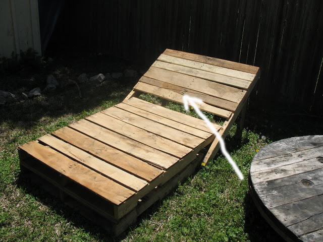 Como fazer Cadeira de Jardim