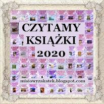 Wyzwanie czytelnicze 2020 u Lidzi