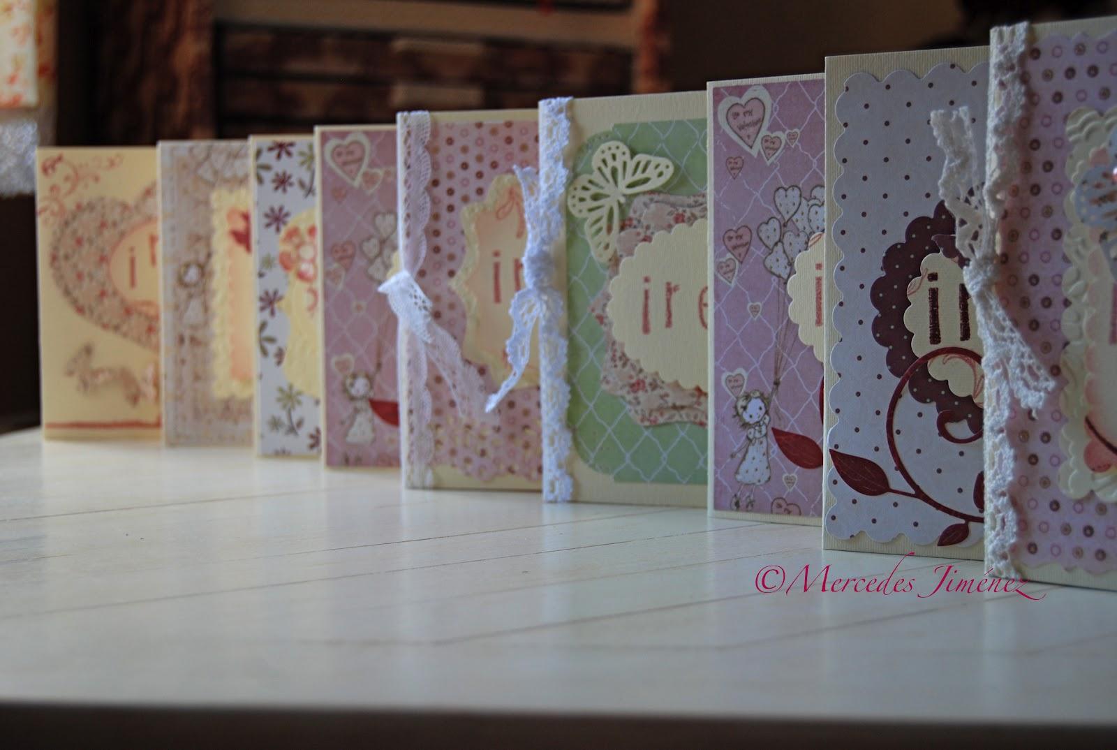 Alterado unas tarjetas de comuni n - Hacer tarjetas de comunion ...