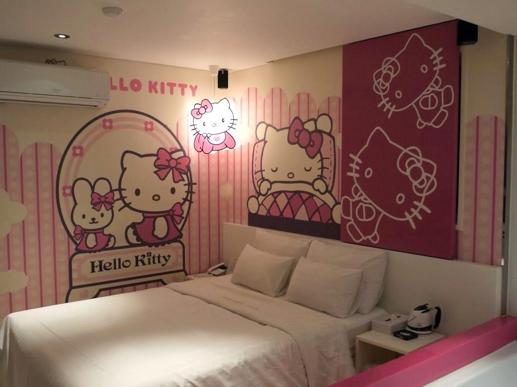 Bedroom Interior Design Hello Kitty 2015  Exclusive Home Design Ideas