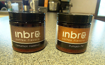 Inbru Coffee Flavors Review and Giveaway