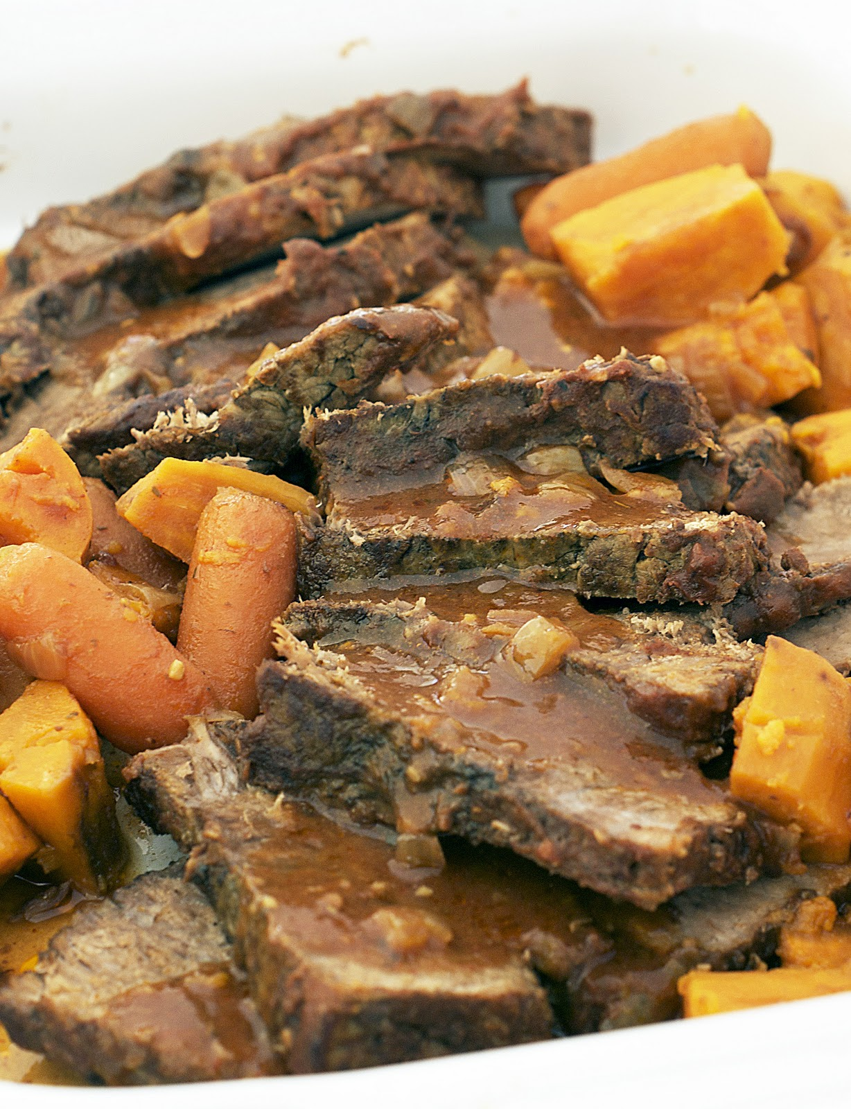 caribbean pot roast