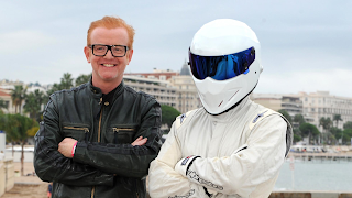 Chris Evans, Top Gear, The STig