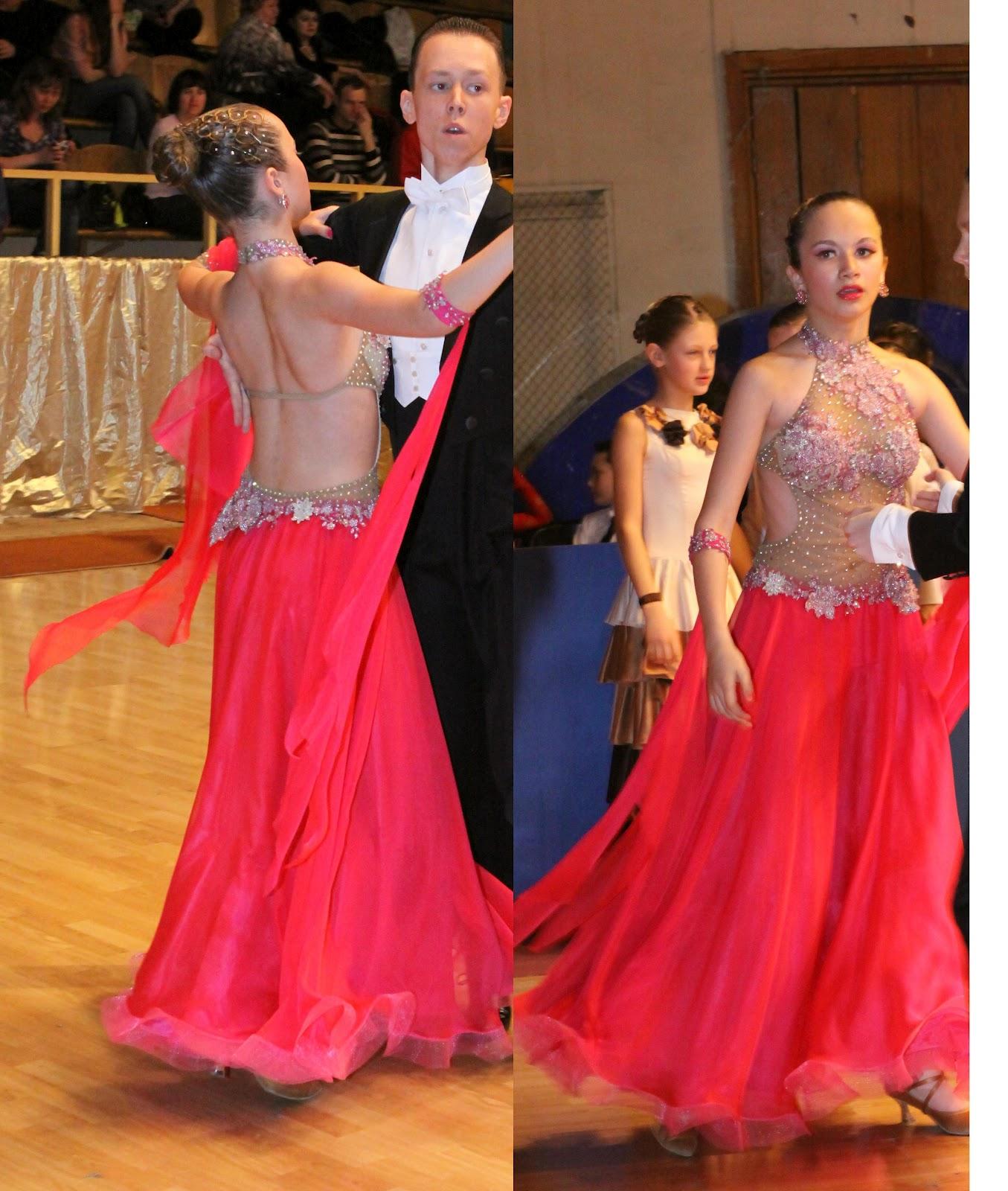 Фото платьев по бальным танцам ювеналы 2011 года 4